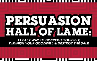 The persuasion hall of lame