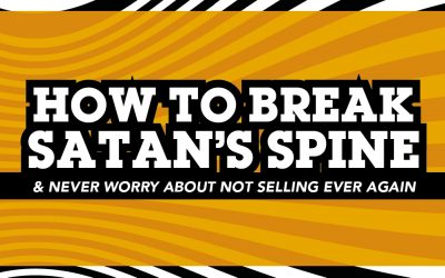 How to break Satan's spine